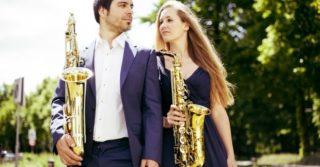Klassiek op zondag: Noota Saxofoon Duo