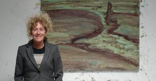 Expositie van Suzanne Glerum: Verkleide Zee