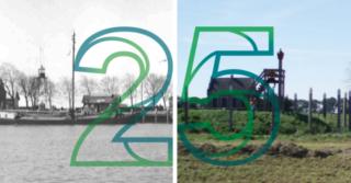 Toen & Nu | 25 jaar Werelderfgoed Schokland