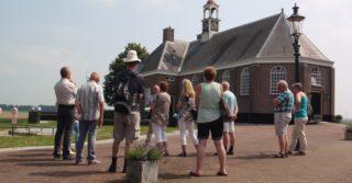 Elke zondag rondleiding met gids bij Museum Schokland