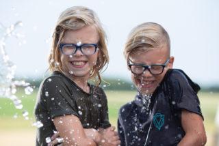 Wateractiviteiten voor kinderen